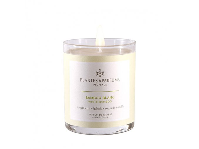 Plantes et parfums vonna svicka bambou blanc bily bambus 180g
