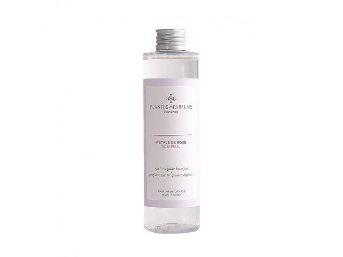 parfum pour bouquet petale de rose Nahradni napln do difuzeru Listky Ruze