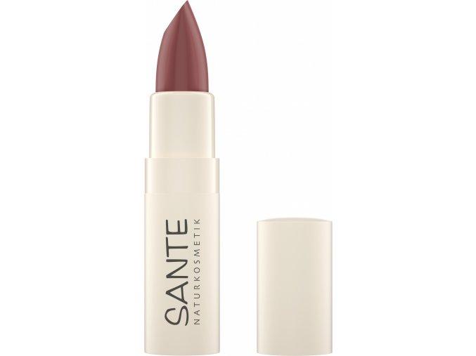 sante hydratacni rtenka 4025089085782 40413 moisture lipstick02 sheer primrose bionaturalia