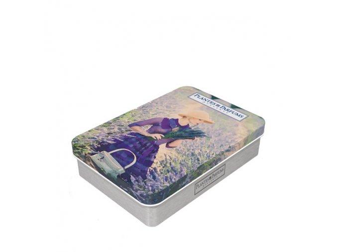 Krabicka na mydlo dama