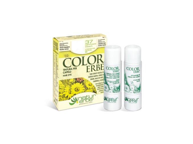 Color erbe no 37 zesvetlovac prirodni barva 11.0 bionaturalia