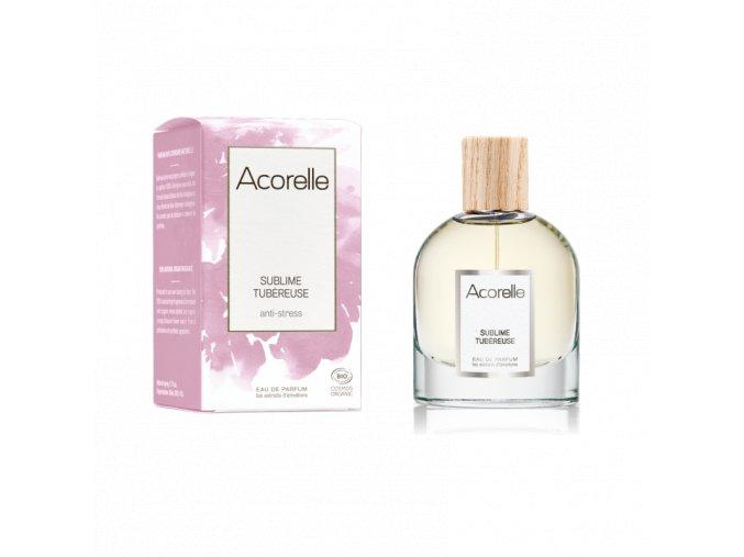eau de parfum bio certifiee sublime tubereuse 50ml