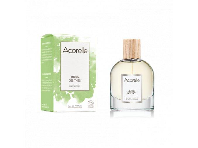 eau de parfum bio certifiee jardin des thes 50ml