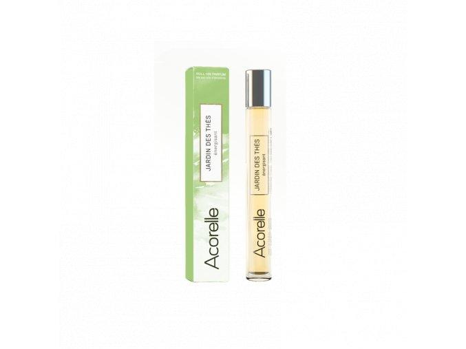 roll on parfum bio certifie jardin des thes 10ml