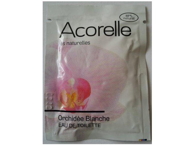 ACORELLE Dámská toaletní voda (EDT) Orchidej VZOREK 3ml