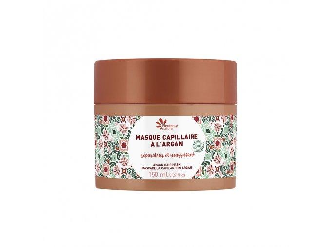 Fleurance Nature Vyzivujici vlasova maska s arganem 150ml