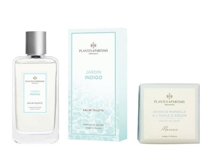 PP EDT jardin indigo mydlo s arganem marine SADA