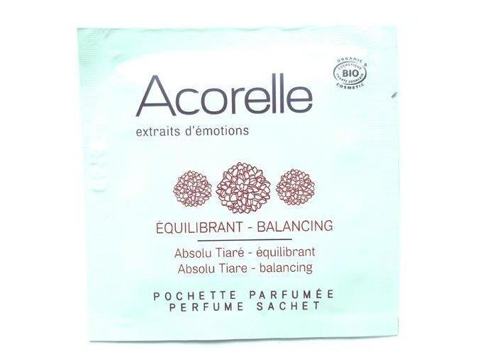 ACORELLE Parfémovaný vonný kapesníček Tiára 1,5ml