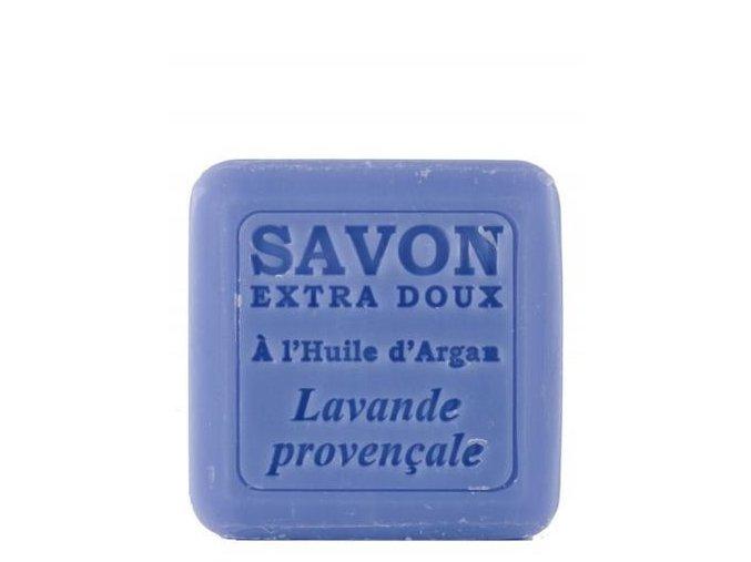 PLANTES ET PARFUMS Mýdlo s arganovým olejem - levandule 100g