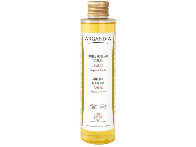 ARGANDIA Suchý olej s arganem a ambrou 150ml