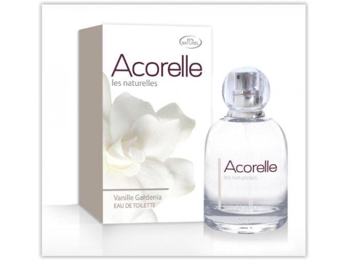 ACORELLE Dámská toaletní voda EDT Vanilka gardenia 50ml