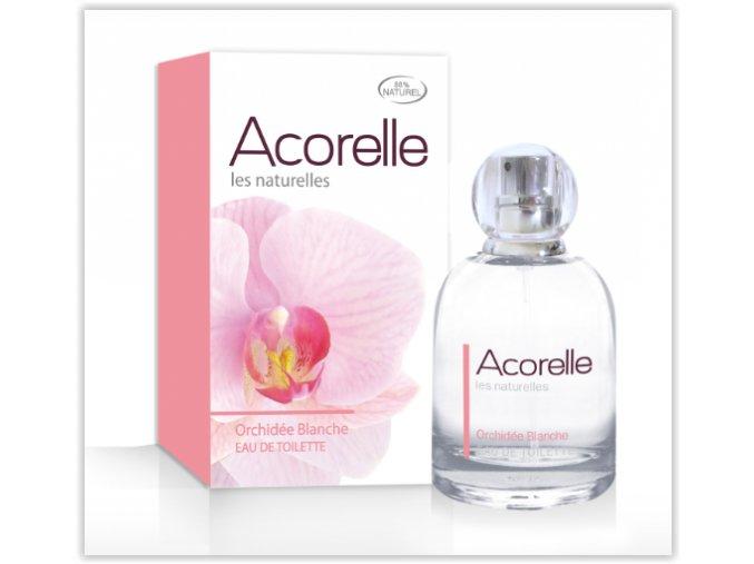 ACORELLE Toaletní voda Bílá orchidej 50ml
