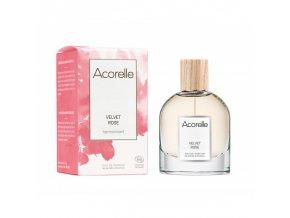 Acorelle eau de parfum bio velvet rose 50ml
