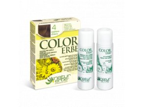 color erbe prirodni barva vlasy bio svetle hneda 04