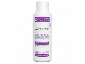 Acorelle nahradni napln eco recharge deodorant roll on special sensitive skin 100ml bionaturalia.cz
