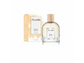 eau de parfum bio certifiee douceur vanillee 50 ml