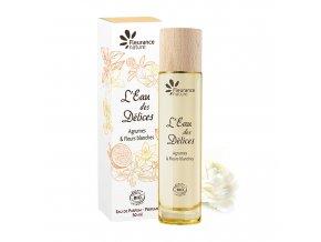 Fleurance Nature Damska parfemova voda Eau Des Delices Agrumes Fleurs Blanches 50ml