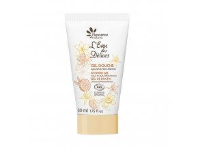 Fleurance Nature sprchovy gel Eau Des Delices Agrumes Fleurs blanches 50ml