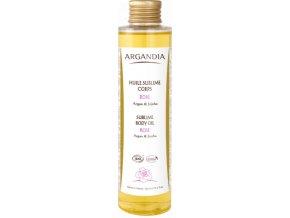 ARGANDIA Suchý olej s arganem jojobou a růží 150ml