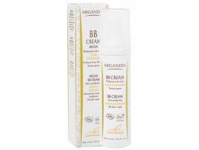 ARGANDIA BB cream s arganem a květy pomerančovníku 50ml