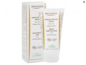 ARGANDIA Hydratační maska s arganem a květy pomerančovníku 75ml