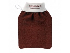 ARGANDIA Hammam rukavice na peeling