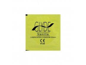 GLYDE Kondom Vanilla 1ks