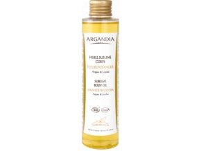 ARGANDIA Suchý olej s arganem a květy pomerančovníku 150ml