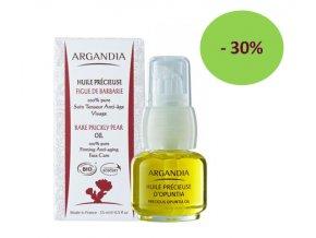 ARGANDIA Pleťový olej z opuncie 15ml