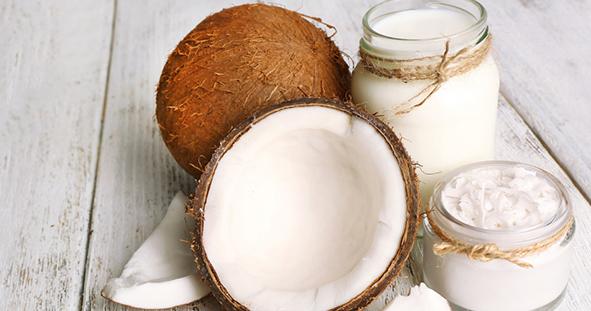 Bio kokosová péče - do kuchyně i na tělo!