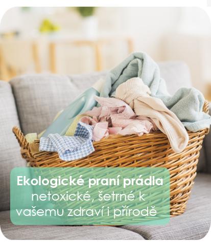 ekologické praní prádla