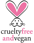 CRUELTY FREE and VEGAN peta