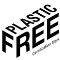 plastic free certifification mark