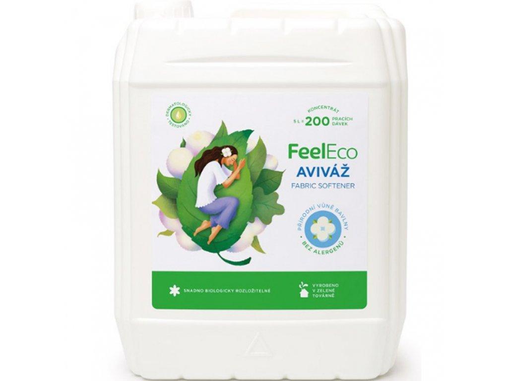 feel eco avivaz vune bavlny 5l