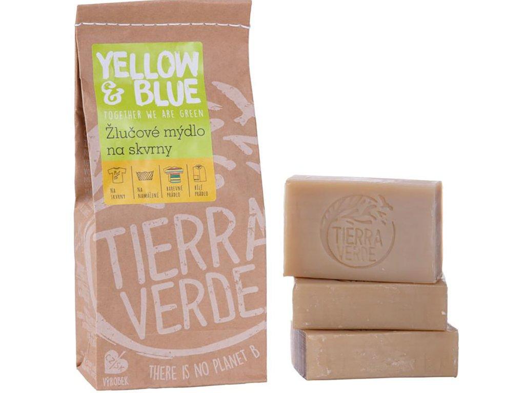 yellow blue zlucove mydlo 420g