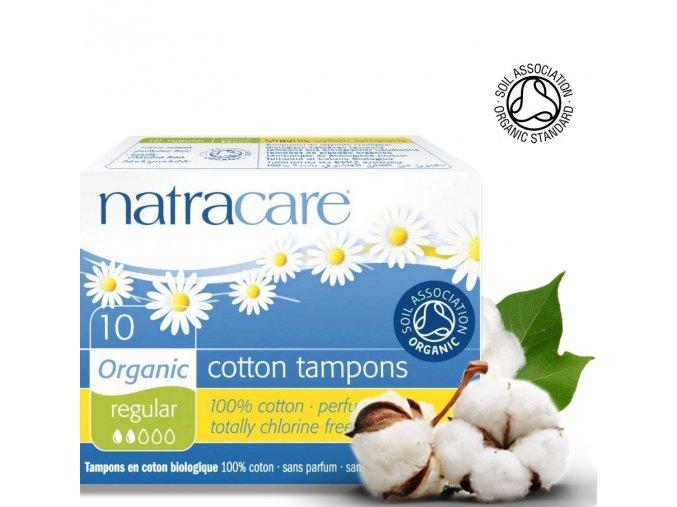 natracare tampony REGULAR 10ks