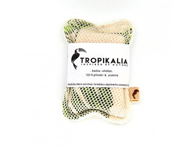 tropikalia kompostovatelna bavlnena houbicka s prirodni celulozou mensi 1