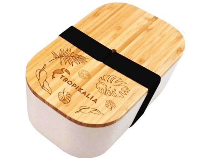 tropikalia lunch box l cerna paska