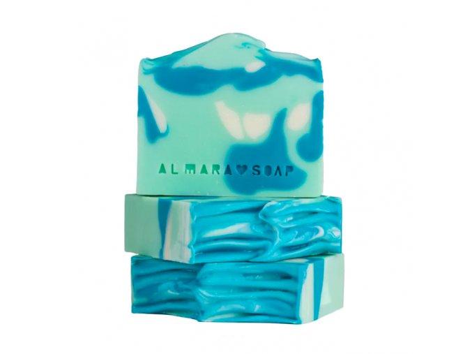 almara soap prirodni mydlo morning shower 100g