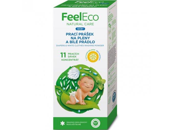 feel eco baby praci prasek na pleny a bile pradlo 660g