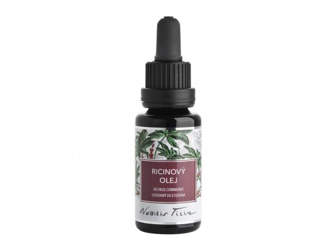 nobilis tilia ricinovy olej 20ml