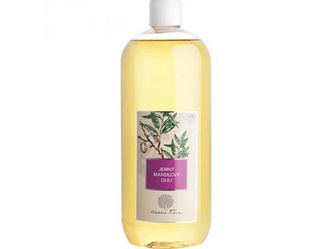 nobilis tilia mandlovy olej jemny 1l