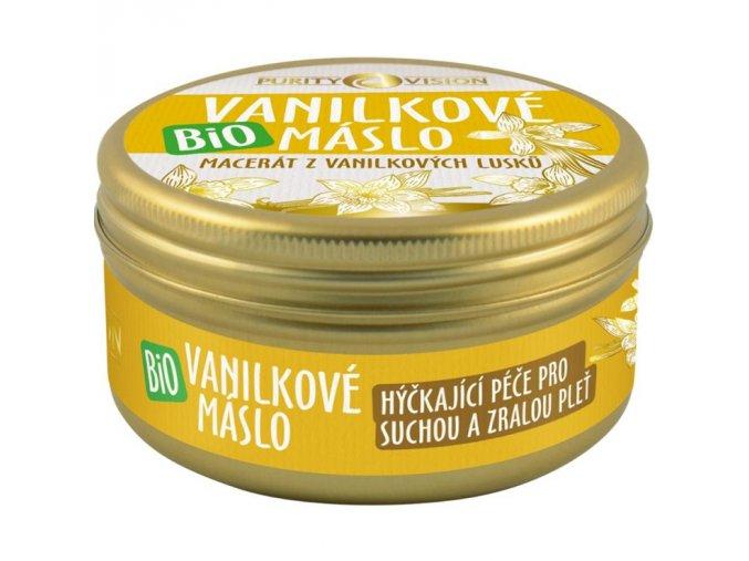purity vision bio vanilkove maslo 120ml