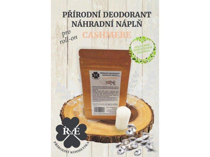 rae nahradni napln prirodni deodorant tuhy bio kasmir