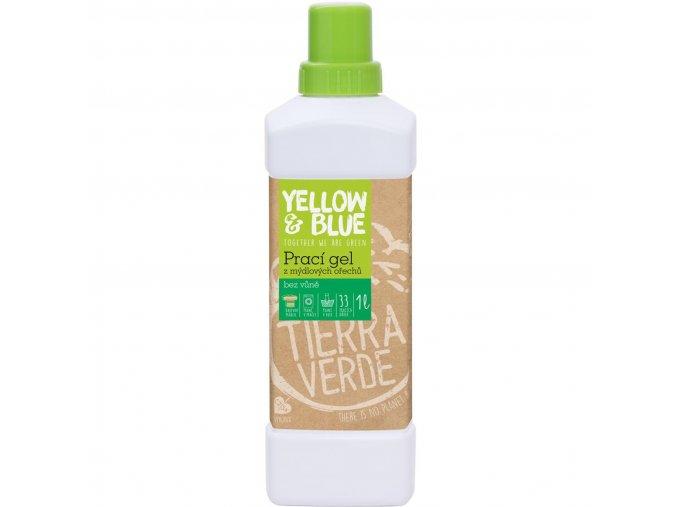 yellow blue praci gel z mydlovych orechu 1 l