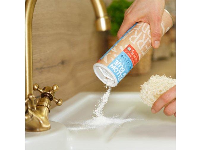 yellow blue cistici pisek 500g