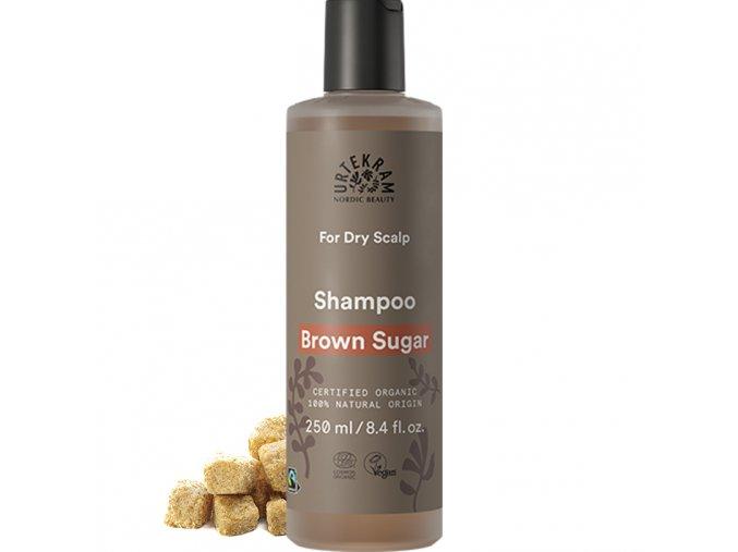 urtekram sampon brown sugar pro objem 250ml bio