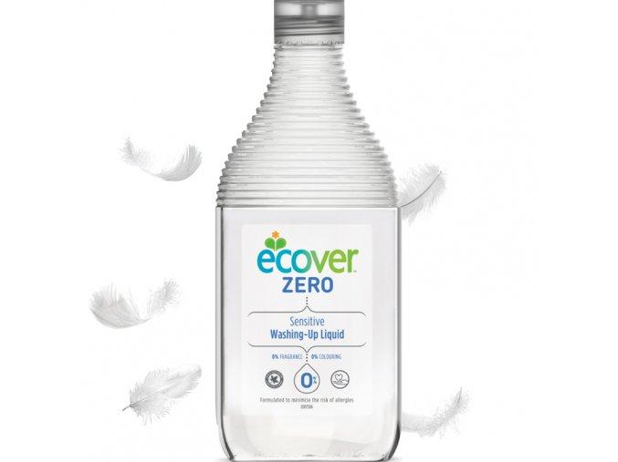 ecover zero pripravek na myti nadobi 450ml