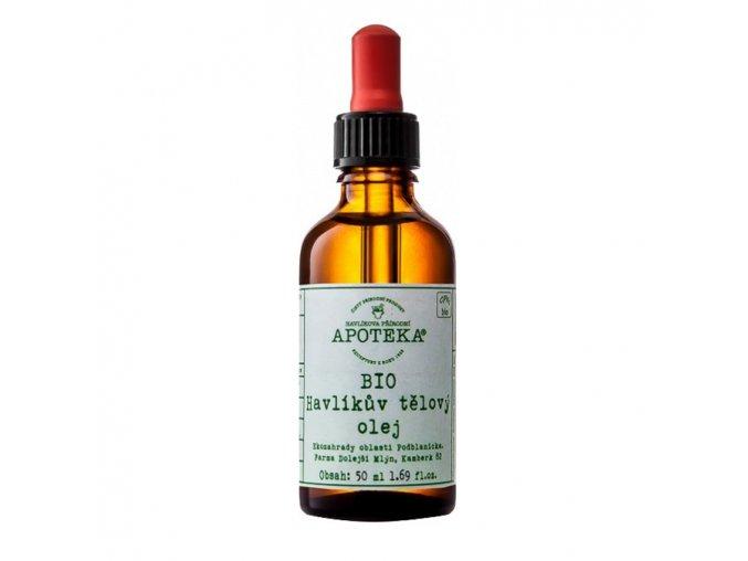 havlikova apoteka bio havlikuv telovy olej 30ml