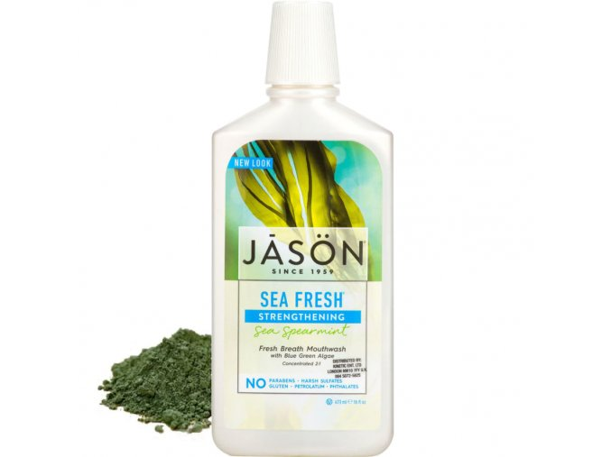 jason voda ustni sea fresh 473 ml